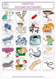 hospital free esl efl worksheets made by teachers for teachers