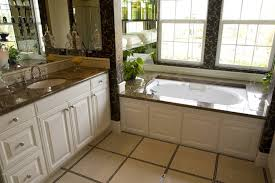 White Master Bathroom Ideas Collection In Bathroom With White Cabinets With 34 Luxury White