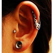 awesome cartilage earrings cool cartilage earrings