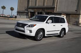 lexus tires cheap 2015 lexus lx 570 first test motor trend