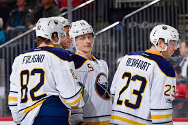 sabres links locker room drama ennis launches sauce die by the