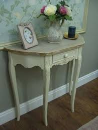 Shabby Chic Hall Table by Console Tables For Hall And Living Room Furniture In Grey White