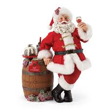 possible dreams santa possible dreams santa claus at the winery figurine 4057016