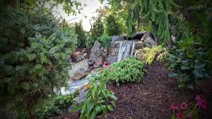 ponds u0026 waterfalls landscaping long island design and buld landscape