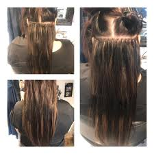 Hair Extensions With Keratin Bonds by Hair Extensions Keratin Bond Micro Ring London In Newham