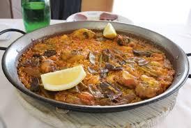 cuisine traditionnelle espagnole paella la vraie recette de la paella comme à valence espagne