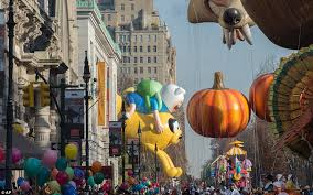 record crowd turn out for macy s thanksgiving day parade
