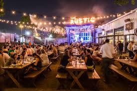 Dallas Restaurants With Patios by Pat Green U0027s Bar Restaurant U0026 Venue U0027the Rustic U0027 Opening In S A