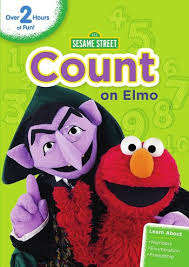 sesame count on elmo dvd giveaway contest elmo