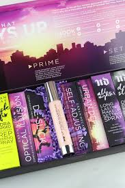spring 2017 urban decay prep prime u0026 set u2014 beautiful makeup search