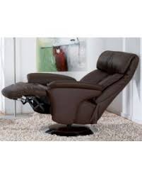 Orthopedic Recliner Chairs Ergonomic Modern Leather Recliners The Back Store