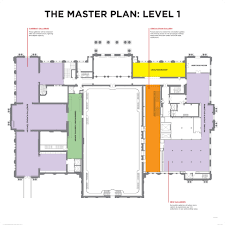 Floor Plan Of Auditorium The Master Plan State Library Of Nsw
