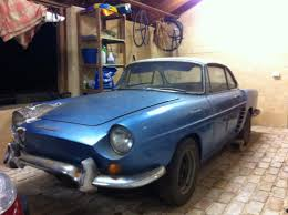 renault caravelle for sale 1959 floride restoration