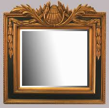 Unique Wall Mirrors by Classic And Artistic Mirror Frame Design Wall Mirror Frame By The