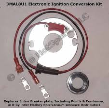 mallory electronic ignition conversion kit spark com