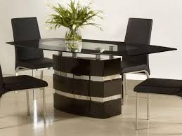 elegant dinner tables pics dining room modern and elegant dining tables for small spaces with
