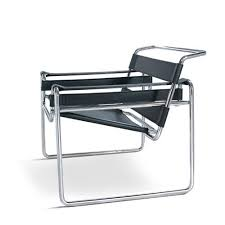 wassily poltrona chair design marcel breuer archistardesign