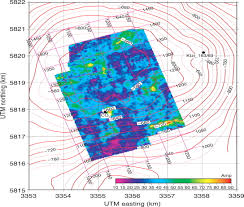 Isoline Map Definition 3d Baseline Seismics At Ketzin Germany The Project Geophysics