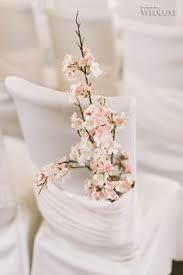 wedding centerpiece ideas cherry blossom candle holder diy