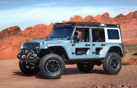 mopar beadlock wheels jeep and mopar reveal 7 new off road concept vehicles previews
