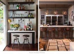 things you u0027ll need to style your home bar