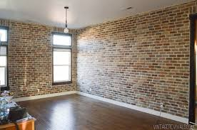 Stone On Walls Interior Stone And Brick Accent Wall Projects Decorating Your Small Space