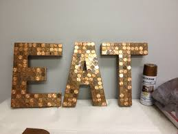 Metal Letters Home Decor by Aerin Home Decor At Neiman Marcus Kitchen Design