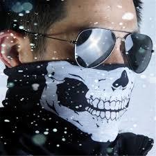 ghost modern warfare mask cod ghosts skull masks balaclava retextures at fallout 4 nexus