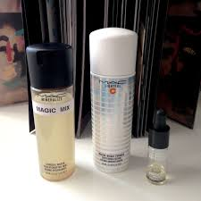 mac lightful c marine bright formula softening lotion magic mix de nettart my makeup report