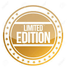 limited edition limited edition st illustration design royalty free cliparts