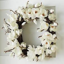 whimsical spring forsythia wreath jenna burger 35 spring wreaths that will freshen up your front door magnolia