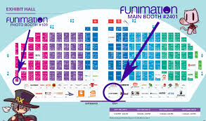 Lacc Map Conventions 2016 U2013 Going Big At Anime Expo 2016 Funimation Blog