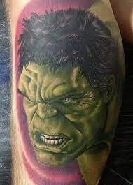 hulk tattoos askideas com