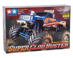 monster jam toy trucks for sale super clod buster 4wd monster truck kit by tamiya tam58518