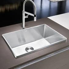 Blanco Attika Top Mount Sink Roman Bath - Blanco kitchen sinks canada
