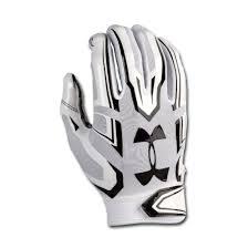 Flag Football Gloves Under Armour F5 Gloves Ep Sports