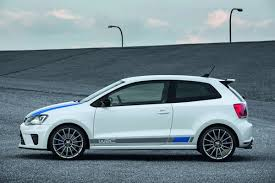 volkswagen polo 2015 white vw drops new photos of 217hp polo r wrc limited production version