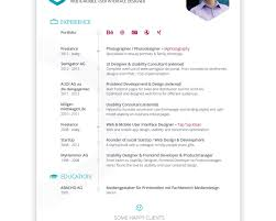 Experience Web Designer Resume Sample by Resume Design Samples Free Resume Templates Graphic Design