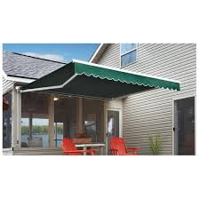 Patio Awning Reviews Castlecreek Retractable Awning 234396 Awnings U0026 Shades At