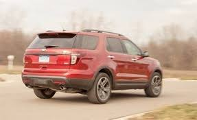 2013 ford explorer reliability 2013 ford explorer sport test review car and driver