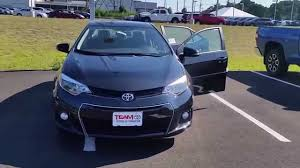 toyota corolla special edition 2016 2016 toyota corolla s special edition review