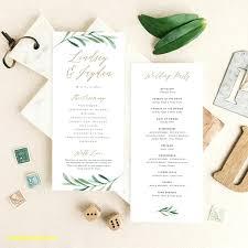 wedding program sles wording template wedding program template word beautiful best templates