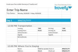 travel itinerary images 30 itinerary templates travel vacation trip flight jpg
