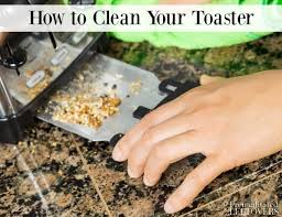 How To Clean The Kitchen by Tips On How To Clean Your Toaster Jpg