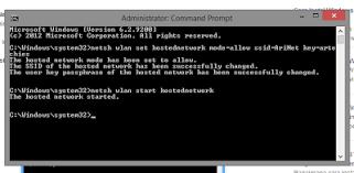 cara membuat hotspot di laptop dengan modem smartfren tutorial membuat wifi hotspot di windows 8 lengkap full gambar