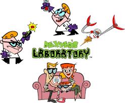 dexter laboratory characters vectors