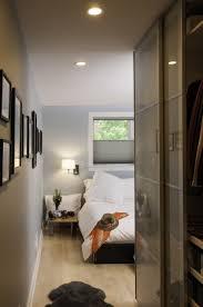 split level bedroom mid century split level