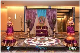 arangetram decoration decor pictures saras decor services