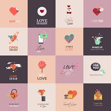 customizable valentine u0027s day card templates and designs