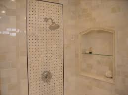 tile ideas for downstairs shower stall for the home landsdale marble tile bathroom shower stall marble tile niche